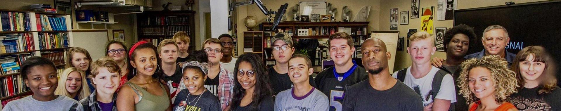 Board and Staff – TCS High School